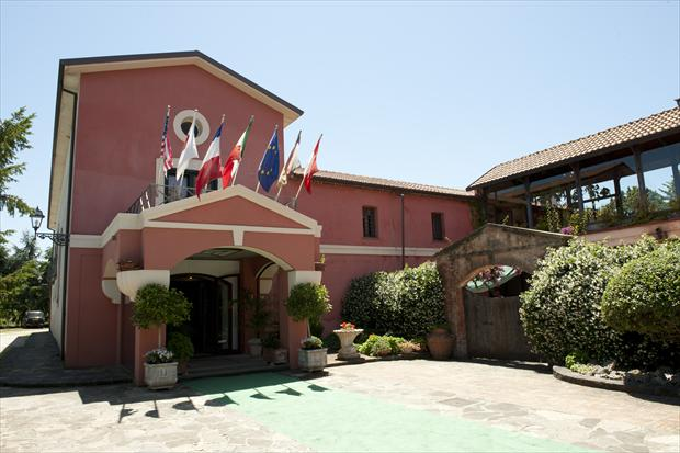 Hotel La Palazzina - Hotel Cilento